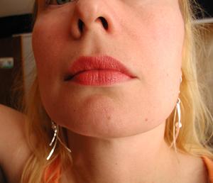 dr. hauschka #01 lipstick amoroso