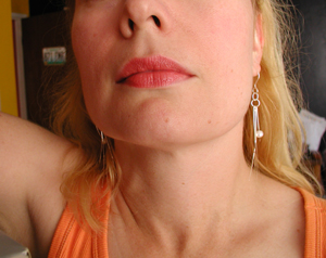 dr. hauschka #01 amoroso lipstick