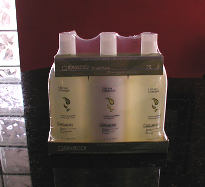 giovanni shampoo and conditioner