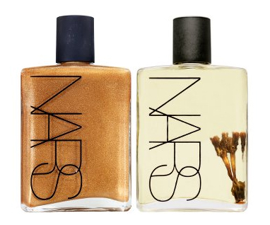 NARS -  Body Glow :  nars body glow body shimmer oil summer cosmetics body glow