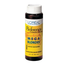 loreal mega blonde color liquid