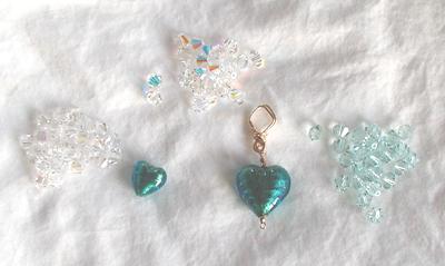 light azore swarovski crystals