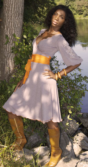 dennya dress