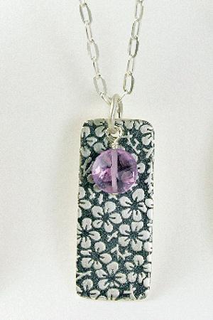 midori jewelry plum blossoms necklace