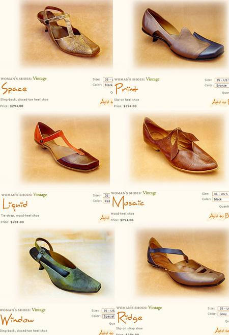 shoes by cydwoq