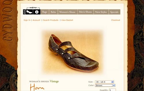cydwoq horn shoe