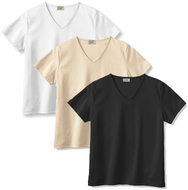 ll bean supima cotton tee shirts