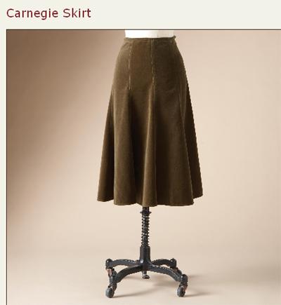 sundance carnegie skirt