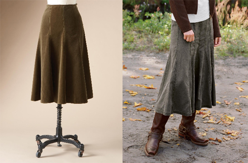 sundance catalog skirts