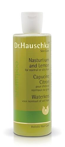 dr. hauschka nasturtium and lemon shampoo