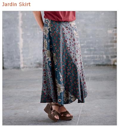 sundance jardin skirt
