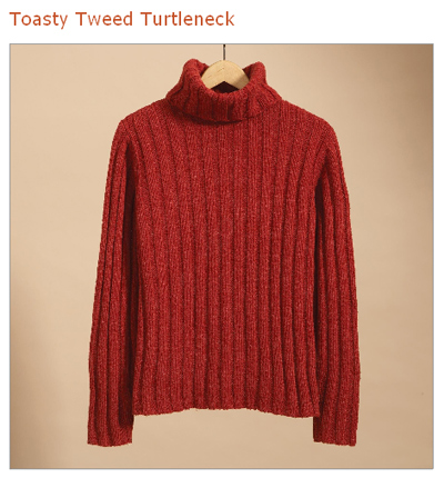 sundance toasty tweed sweater