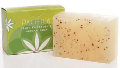 pacifica tahitian gardenia soap