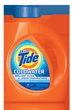 tide coldwater detergent