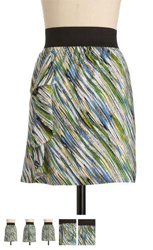 tilt-a-whirl skirt at ModCloth