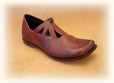 cydwoq art shoe