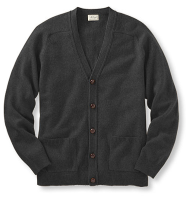 machine washable wool cardigan