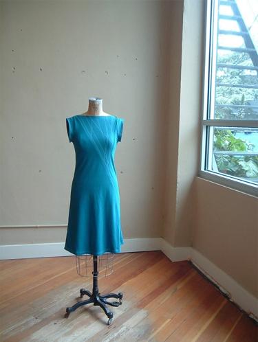 triangle dress