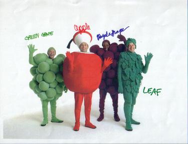 fruit of the loom fruit-men